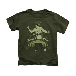 Image for Elvis Kids T-Shirt - Long Live the King