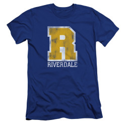 Image for Riverdale Premium Canvas Premium Shirt - Riverdale Varsity