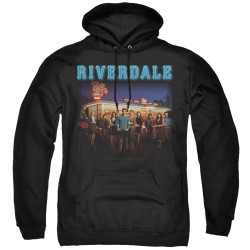 Image for Riverdale Hoodie - Up at Pops