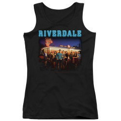 Image for Riverdale Girls Tank Top - Up at Pops