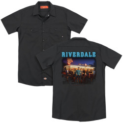 Image for Riverdale Dickies Work Shirt - Up at Pops