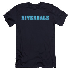 Image for Riverdale Premium Canvas Premium Shirt - Logo