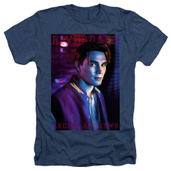 Image for Riverdale Heather T-Shirt - Archie Andrews