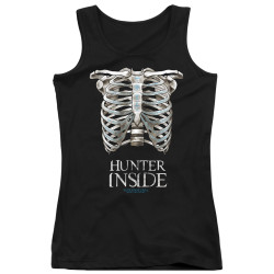 Image for Supernatural Girls Tank Top - Hunter Inside