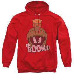 Image for Looney Tunes Hoodie - Marvin the Martain Ka-Boom