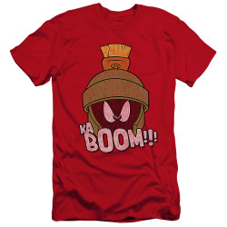 Image for Looney Tunes Premium Canvas Premium Shirt - Marvin the Martain Ka-Boom