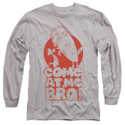 Image for Looney Tunes Long Sleeve T-Shirt - Sylvester Come at Me Bro