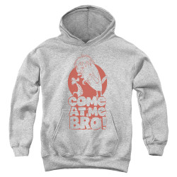 Image for Looney Tunes Youth Hoodie - Sylvester Come at Me Bro