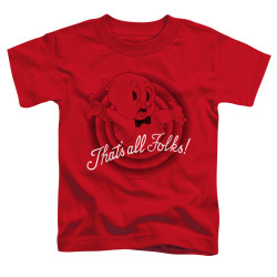 Image for Looney Tunes Toddler T-Shirt - That's All Folks