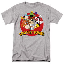 Image for Looney Tunes T-Shirt - Classic Group Logo