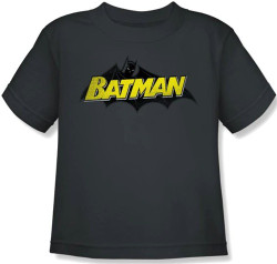 Image for Batman Kids T-Shirt - Classic Logo
