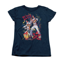 Image for Elvis Woman's T-Shirt - Eagle Elvis