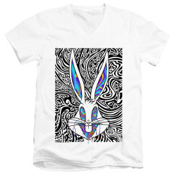 Image for Looney Tunes T-Shirt - V Neck - Wild Bugs