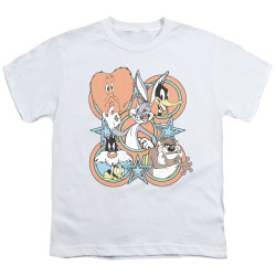 Image for Looney Tunes Youth T-Shirt - Screen Stars