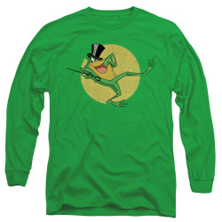 Image for Looney Tunes Long Sleeve T-Shirt - Michigan J Frog Hello My Baby