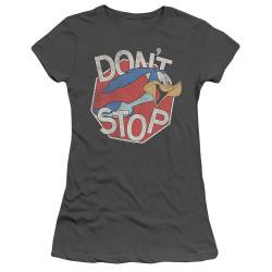 Image for Looney Tunes Girls T-Shirt - Roadrunner Don't Stop