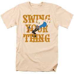 Image for Looney Tunes T-Shirt - Swing Your Thing