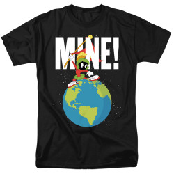 Image for Looney Tunes T-Shirt - Marvin the Martian Mine