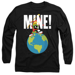 Image for Looney Tunes Long Sleeve T-Shirt - Marvin the Martian Mine