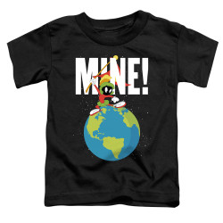 Image for Looney Tunes Toddler T-Shirt - Marvin the Martian Mine