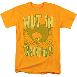 Image for Looney Tunes T-Shirt - Tweetie Pie Wut in Tarnation