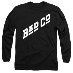Image for Bad Company Long Sleeve T-Shirt - Winged Bad Co Logo