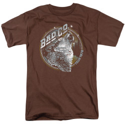 Image for Bad Company T-Shirt - Winged Wolf Pack