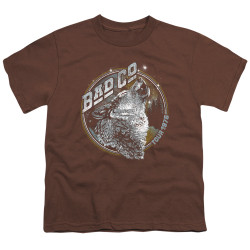 Image for Bad Company Youth T-Shirt - Winged Wolf Pack