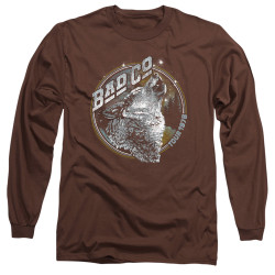 Image for Bad Company Long Sleeve T-Shirt - Winged Wolf Pack