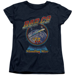 Image for Bad Company Woman's T-Shirt - Winged Shooting Star