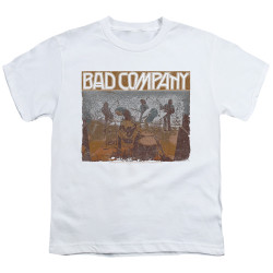 Image for Bad Company Youth T-Shirt - Winged Swan Song