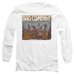 Image for Bad Company Long Sleeve T-Shirt - Winged Swan Song
