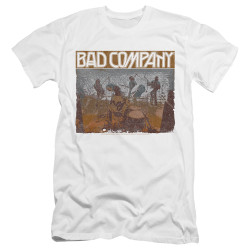 Image for Bad Company Premium Canvas Premium Shirt - Winged Swan Song