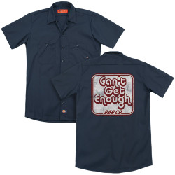 Image for Bad Company Dickies Work Shirt - Winged Can't Get Enough