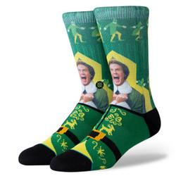 Image for Stance Socks - Elf I Know Him