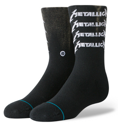 Image for Stance Socks -Metallica Stack Logo