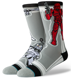 Image for Stance Socks -Star Wars Storm Trooper