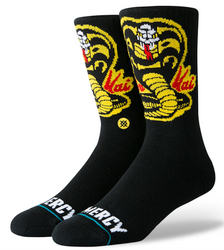 Image for Stance Socks - Karate Kid Cobra Kai