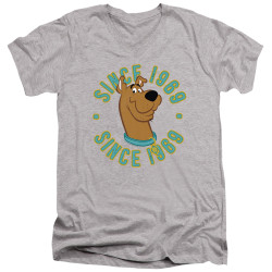 Image for Scooby Doo T-Shirt - V Neck - Scooby 1969