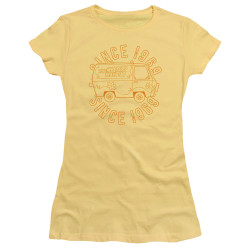 Image for Scooby Doo Girls T-Shirt - Mystery Machine