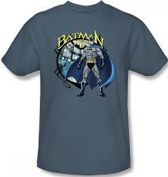 Image Closeup for Batman T-Shirt - Joker Case Files