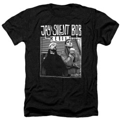 Image for Jay & Silent Bob Reboot Heather T-Shirt - Taking It Back