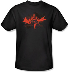 Batman T-Shirt - Gotham Knight Image 2