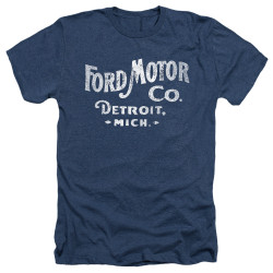 Image for Ford Heather T-Shirt - Ford Motor Co