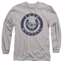 Image for Ford Long Sleeve Shirt - Lucky Ford Mustang