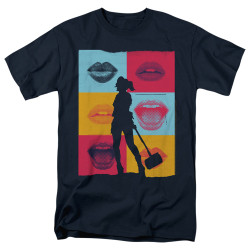 Image for Birds of Prey T-Shirt - Lips