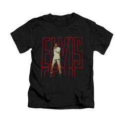 Image for Elvis Kids T-Shirt - 68 Album