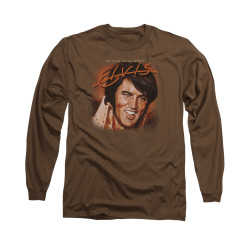 Image for Elvis Long Sleeve T-Shirt - Welcome to My World