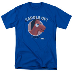 Image for Gumby T-Shirt - Saddle Up