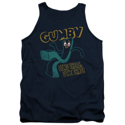 Image for Gumby Tank Top - Bend There